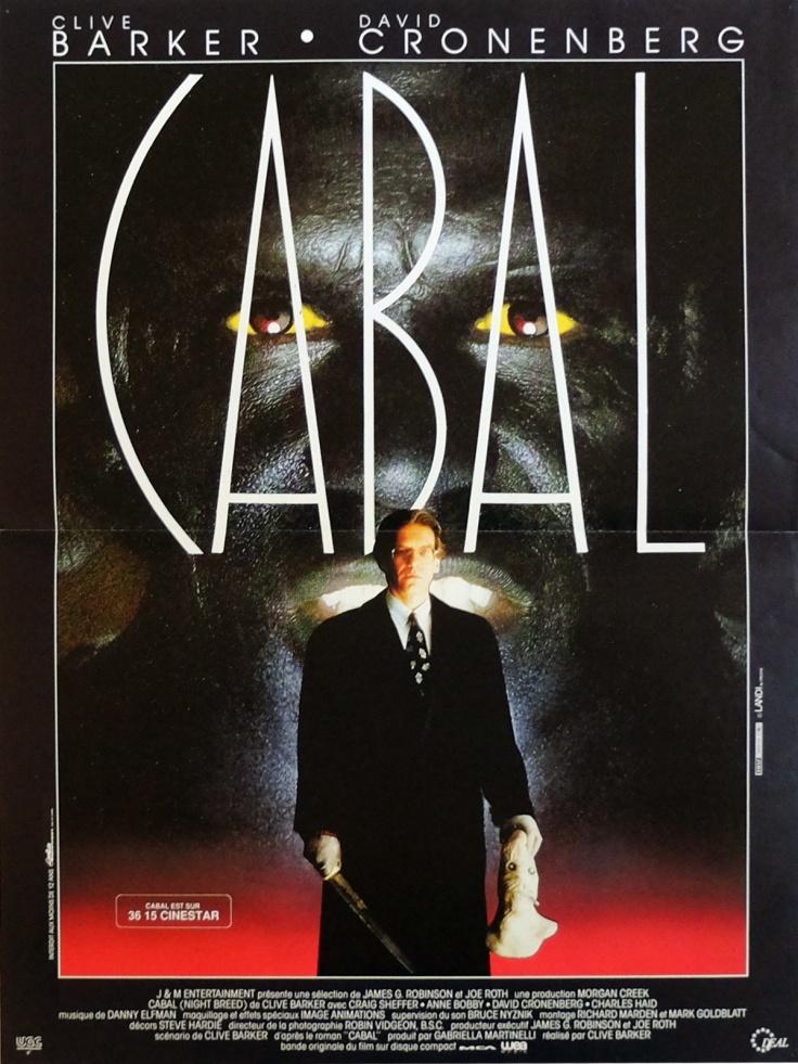 cabal-affiche-de-film-40x60-cm-1990-david-cronenberg-clive-barker