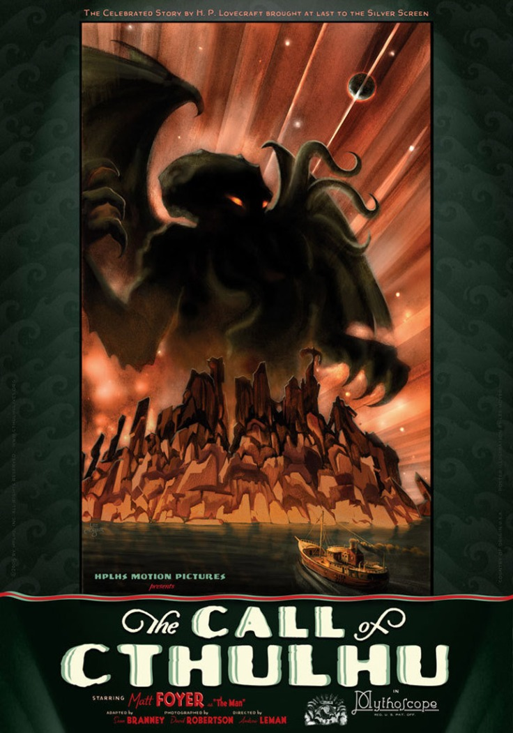 affiche.The-Call-of-Cthulhu.55644